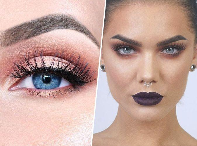 Photos les yeux bleus les plus sexy du showbiz - Maquillage grand yeux ...
