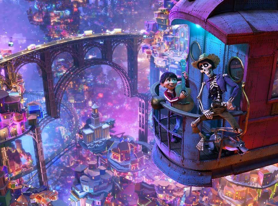 Coco d couvrez le prochain dessin anim de disney pixar - Dessins animes disney gratuit ...