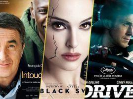 Ciné : Retour sur les dix films qui ont marqué l'année 2011 !