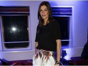 Cannes 2014 : Alexandra Rosenfeld adopte un look Longchamp sur la Croisette !