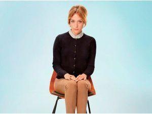 Mode: Chloë Sevigny, égérie de la ligne cachemire automne 2013 d'Uniqlo