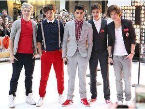 Looks de stars : focus sur les looks de scène des One Direction !