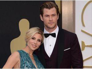 Elsa Pataky et Chris Hemsworth parents de jumeaux !