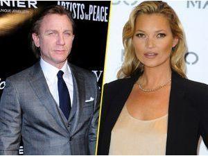 Kate Moss : quand Daniel Craig lui envoyait des déclarations enflammées !