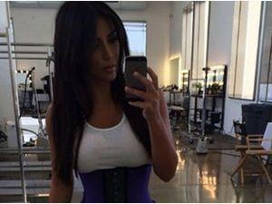 Kim Kardashian : sa méthode pour avoir une taille fine va faire scandale !