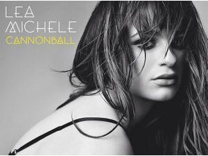 "Lea Michele : regard noir pour la pochette de son premier single ""Cannonball"" !"