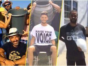 """Nikos Aliagas, Baptiste Giabiconi, Tony Parker : tous les Frenchies se mettent au """"ice bucket challenge"""", regardez !"""