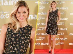 Photos : Bar Refaeli : sacrée icône de la mode par Marie-Claire Espagne !