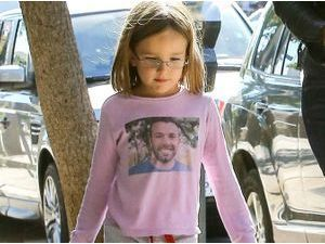 Photos : Ben Affleck : sa fille Seraphina est sa plus grande fan !