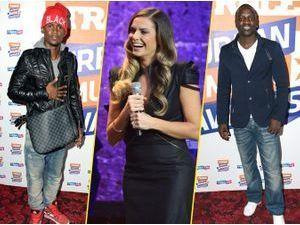 Photos : Black M, Clara Morgane, Akon : défilés de stars à la soirée Trace Urban !