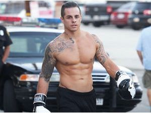 Photos : Casper Smart : matez un peu ces muscles !