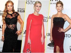 Hailey Baldwin, Nicky et Paris Hilton : les blondes prennent le pouvoir à l'amfAR !