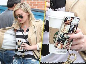 Photos : Hilary Duff : trop fan de son fiston chéri !