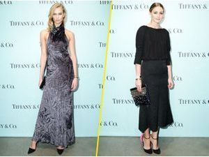 Photos : Karlie Kloss et Olivia Palermo : deux diamants bruts pour Tiffany !
