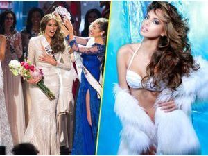 Photos : Miss Univers 2013 : Miss Venezuela couronnée, Hinarani De Longeaux éliminée dès le premier tour !