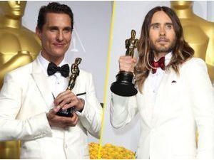 Oscars 2014 : Matthew McConaughey et Jared Leto : grands gagnants de cette 86e cérémonie !