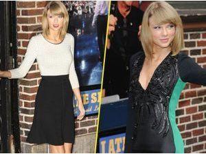 Taylor Swift : une sortie, deux tenues !