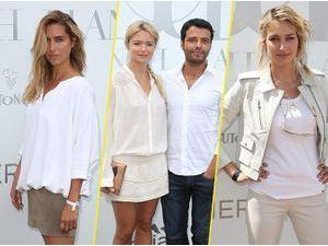 Photos : Vahina Giocante, Virginie Efira, Pauline Lefèvre : toutes sublimes en blanc pour une sortie très VIP à Paris !