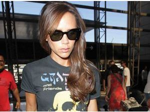 Victoria Beckham : elle quitte Los Angeles en mode rock n roll baby !