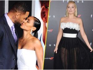 Photos : Will Smith et Jada Pinkett : in love sur le red carpet, le message est clair !