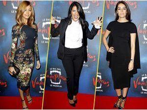 Photos : Zahia Dehar, Ayem Nour, Sofia Essaïdi… Le plein de beautés à la première du Bal des vampires !