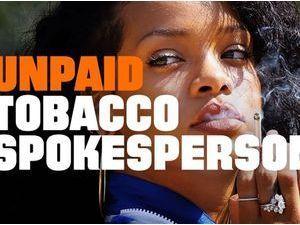 Rihanna, Orlando Bloom, Kristen Stewart : ils se font tous tacler dans une campagne de lutte contre le tabagisme !