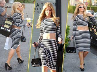 Paris Hilton article