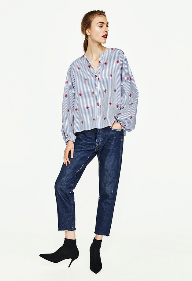 Shopping mode  Printemps/Eté 2017  39 chemises rayées parfaites pour la  saison