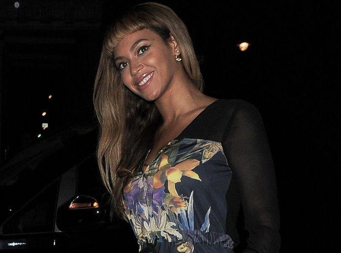 Beyoncé : bye bye sa frange qui a tant fait jaser !
