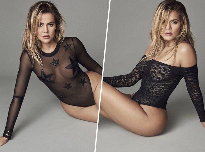 Photos : Khloe Kardashian lance une collection de body